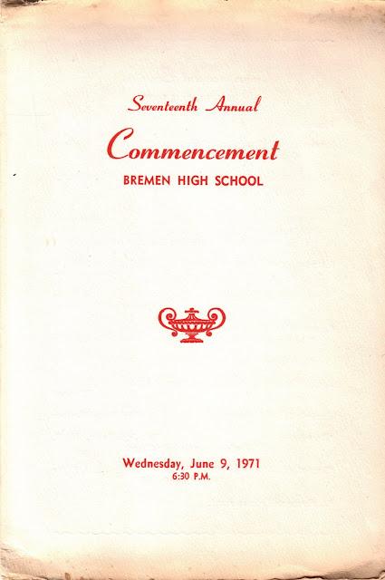 High School Graduation Program Covers - intellego