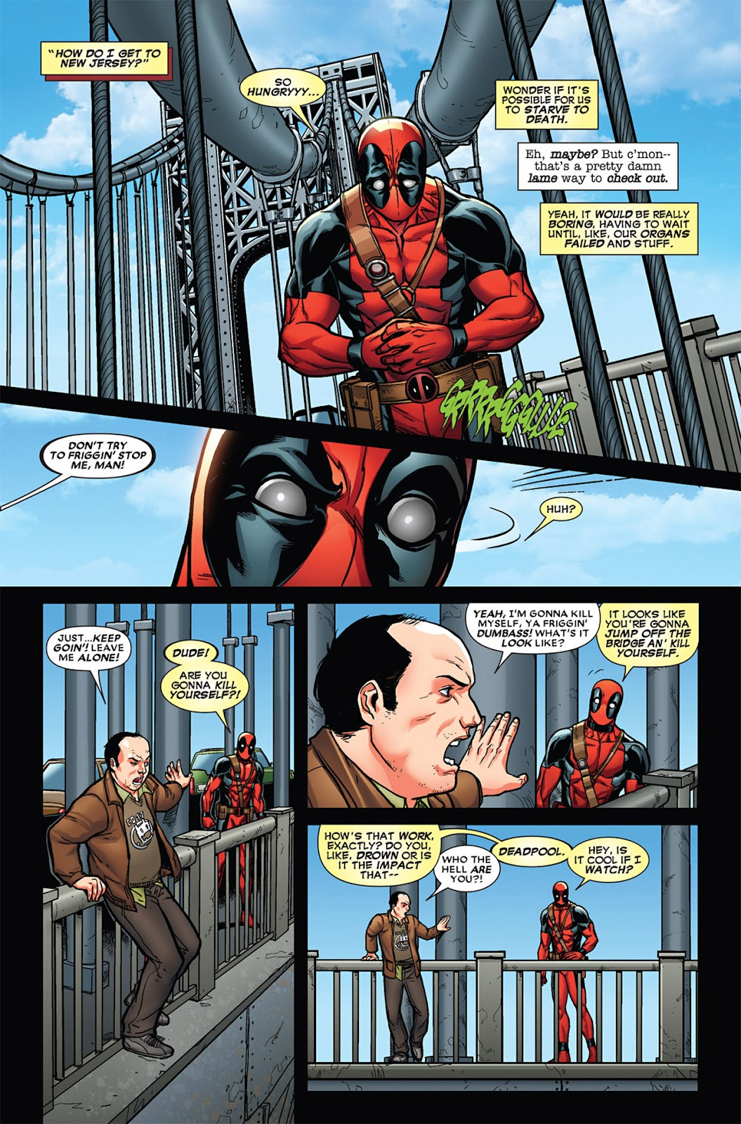 Read online Deadpool (2008) comic -  Issue #45 - 19