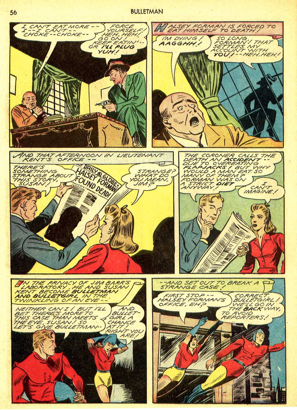 Bulletman issue 12 - Page 55