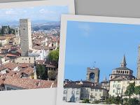 Bergamo - Panorama Città Alta