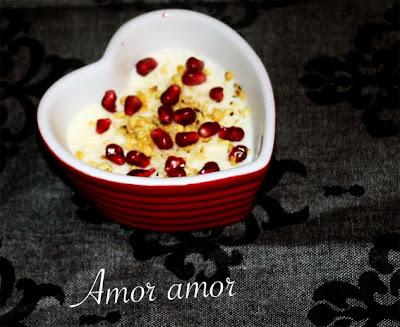Len sütlac med vaniljsmak