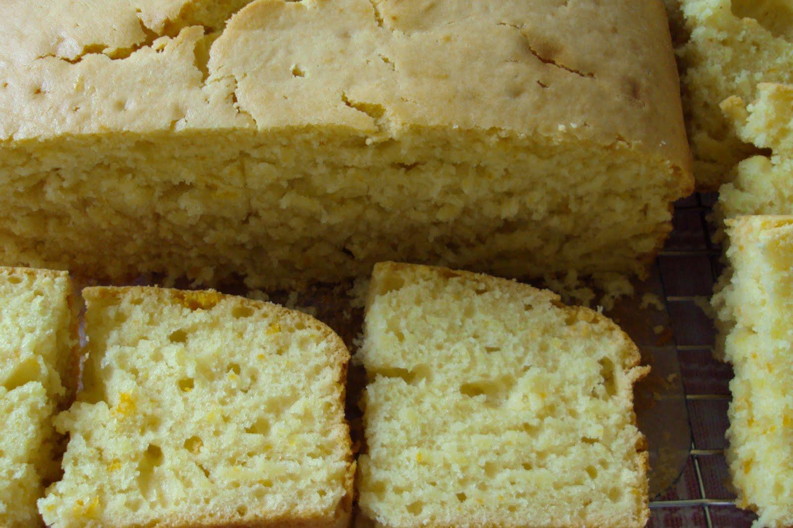 Cake Recipe With Low Fat Yogurt: YUMMY BAKES: Low Fat Orange Yogurt Cake