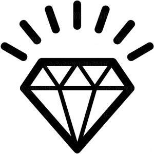 Diamante Coroa