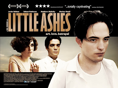 Little Ashes - Dali Movie