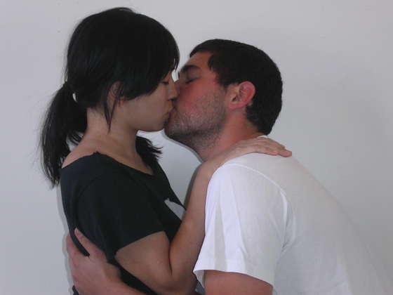 Japanese xxx lesbian massage threesome