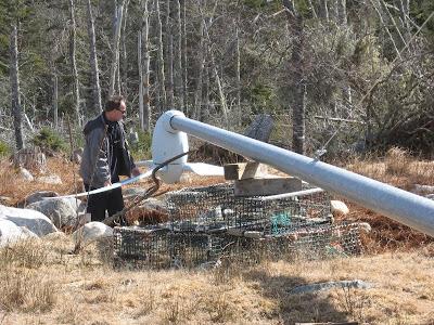 Nova Scotia Island Journal: House call from MaManna