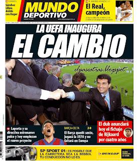 portadas Mundo Dportivo 2