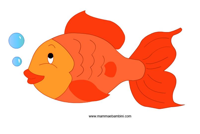Dire fare baciare non ho ancora trovato il titolo per il for Disegni da colorare pesce d aprile