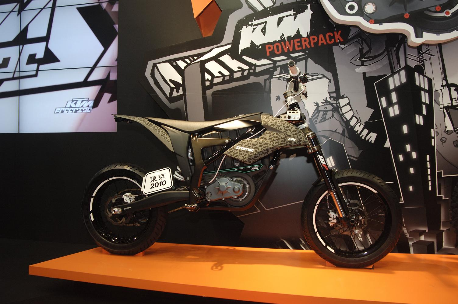 ktm confirma la freeride enduro forococheselectricos. Black Bedroom Furniture Sets. Home Design Ideas
