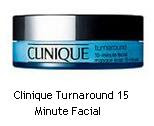 Clnique 15-minute Turnaround Facial