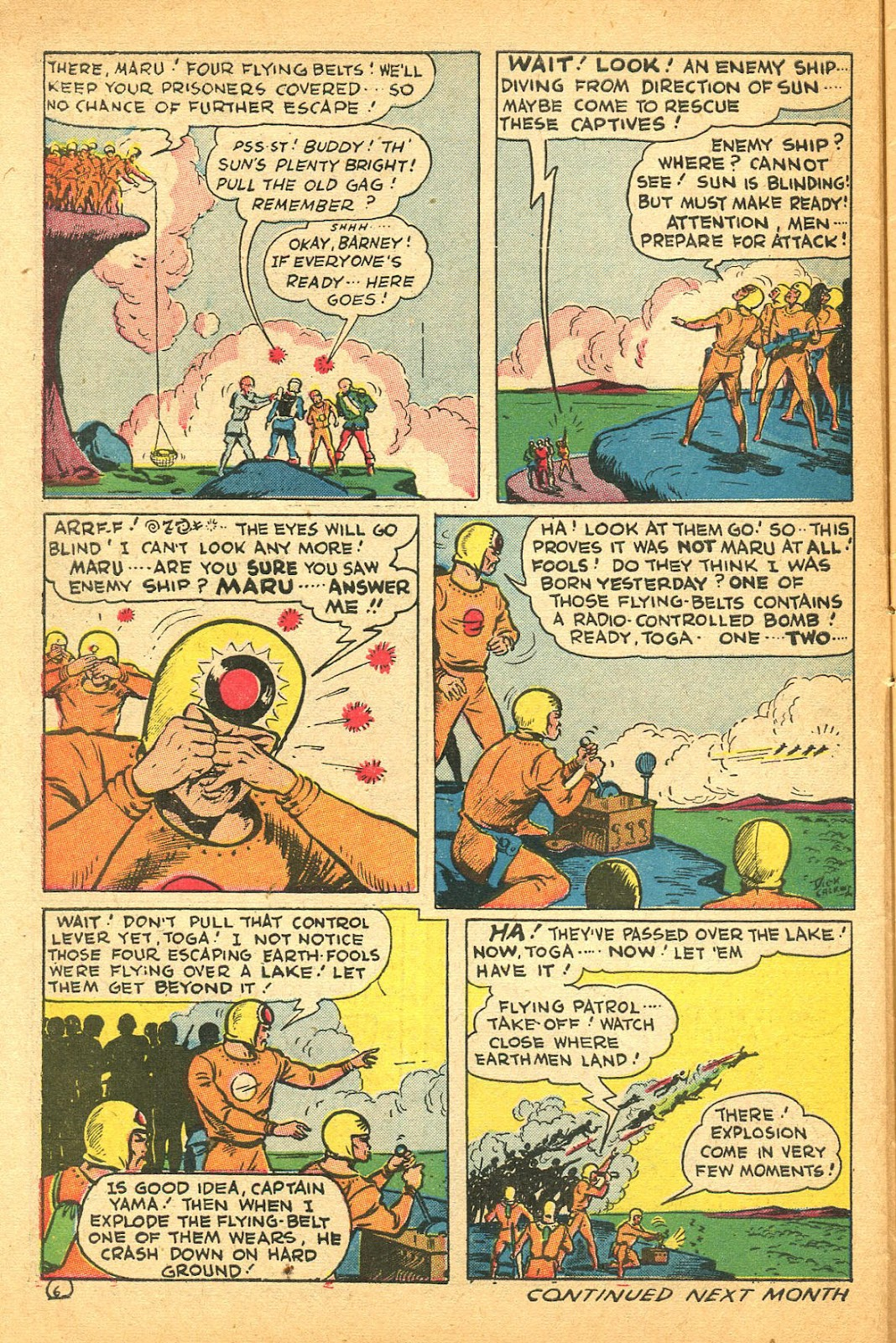 Read online Famous Funnies comic -  Issue #119 - 10