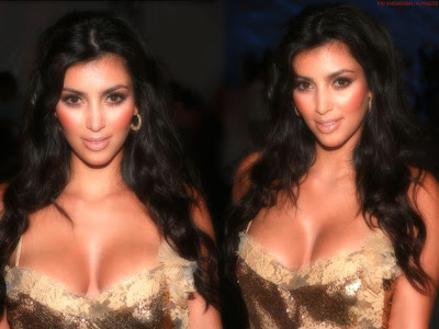 Kim Kardashian Hot Backgrounds