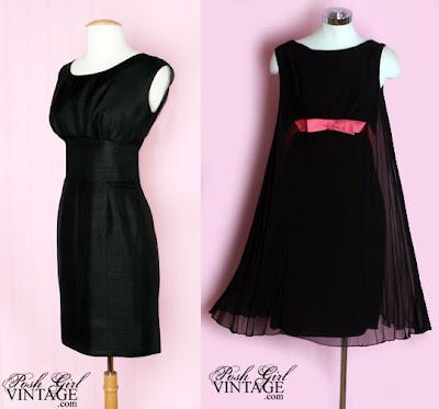 Automatism A Little Black Dress