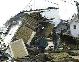 Gempa lepas pantai Ekuador