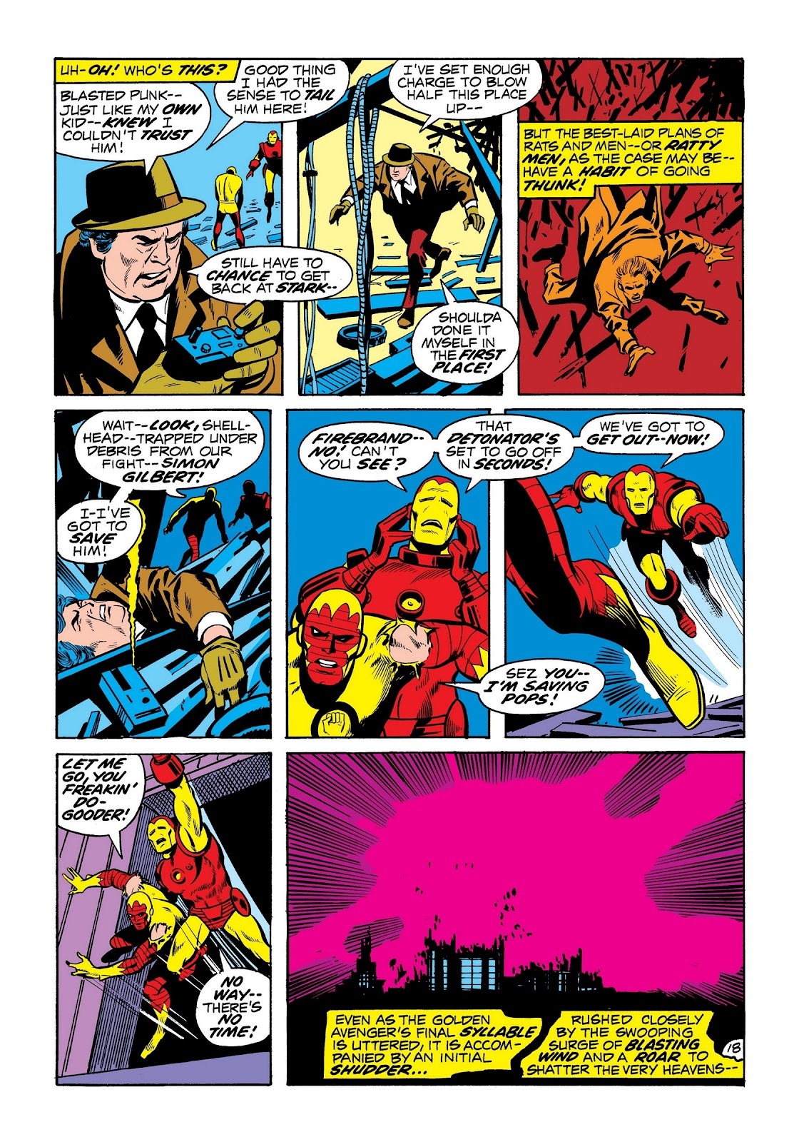 Read online Marvel Masterworks: The Invincible Iron Man comic -  Issue # TPB 8 (Part 3) - 6