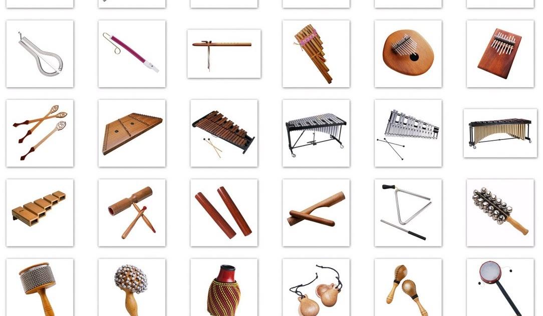 Todos Los Instrumentos Musicales