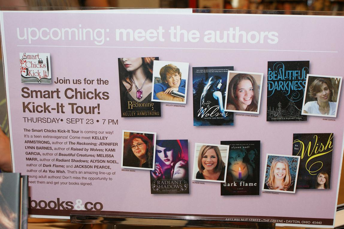 Smart Chicks Kick It Tour: Recap & Giveaway