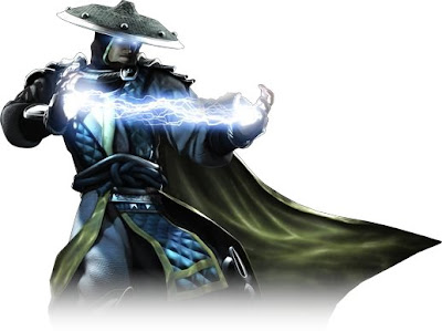 Artist Rendition of Raiden