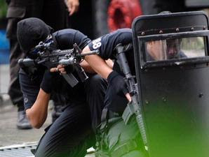 terrorists in indonesia