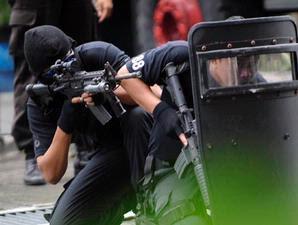 terrorists in indonesia