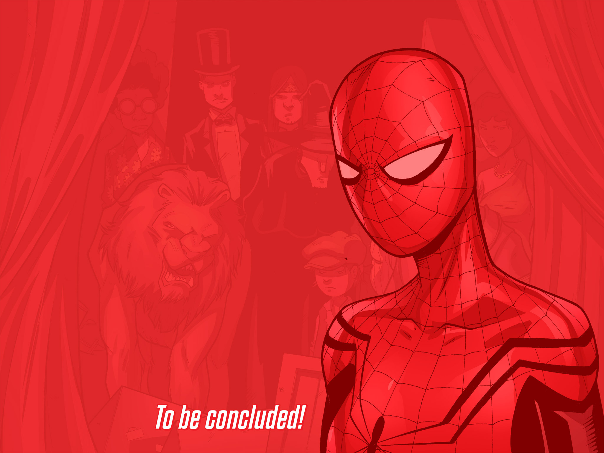 Read online Ultimate Spider-Man (Infinite Comics) (2016) comic -  Issue #9 - 66