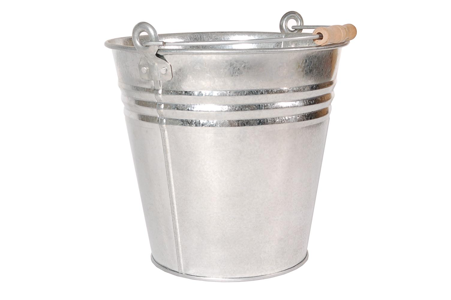 Metal Bucket Craft Ideas