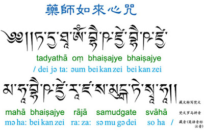 Medicine Buddha Mantra – Bhaisajyaguru: Lyrics, Meaning & Benefits