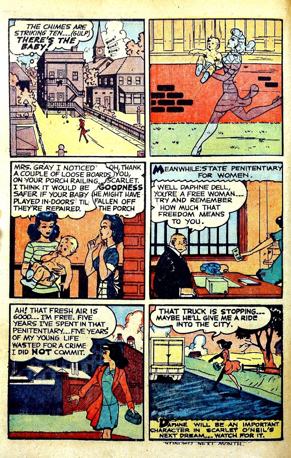 Read online Famous Funnies comic -  Issue #145 - 16