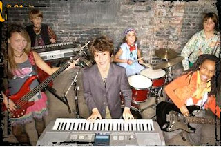 brothers keyboard Naked band
