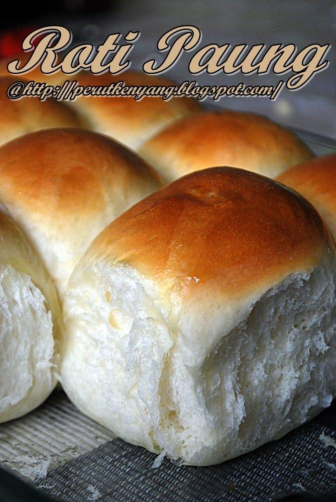 Dapur Suzi: Roti Paun- Resepi Roti Paun Keluarga Diana