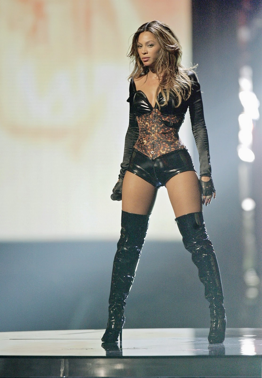 Leather Latex Amp Pvc Beyonce Knowles