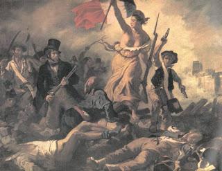 tableau+liberté+Delacroix