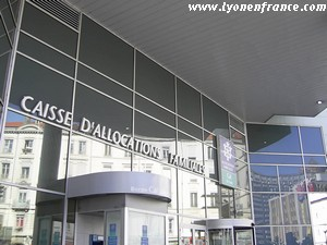 CAF Lyon
