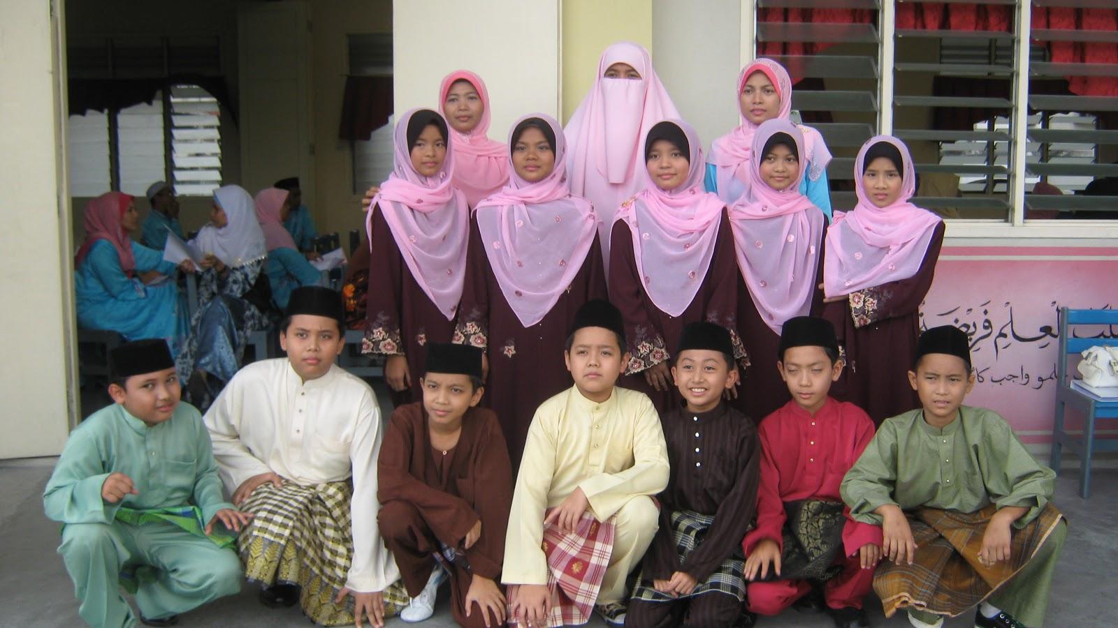 Sekolah Rendah Agama Terbaik Di Selangor Red Pastel C