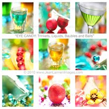 MY EYE CANDY: Trinkets, Liquids, Baubles and Balls Available For Sale