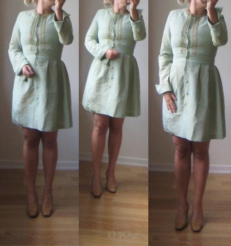a3db6950d9bb Har nätshoppat en klänning i storlek 36 som är alldeles för tight upptill.  I stället för att byta den mot en storlek större satsar jag på att bli en  storlek ...