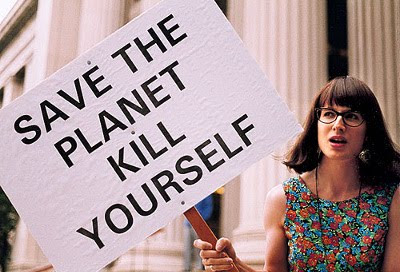 Church of Euthanasia: Save the Planet, Kill Yourself