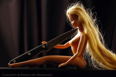 Barbie doll Suicide