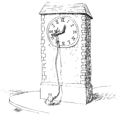 Bunny Suicides: Clock Tower