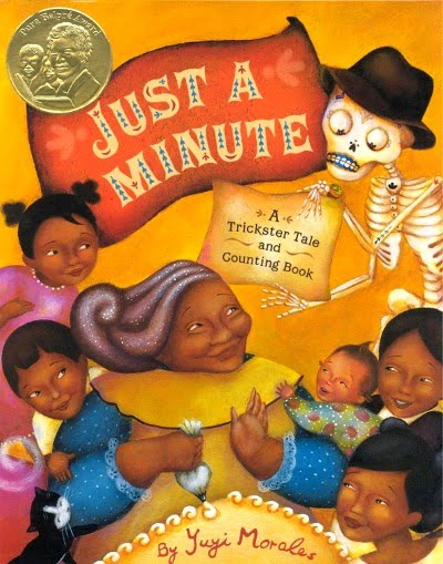 Yuyi Morales: Just a Minute