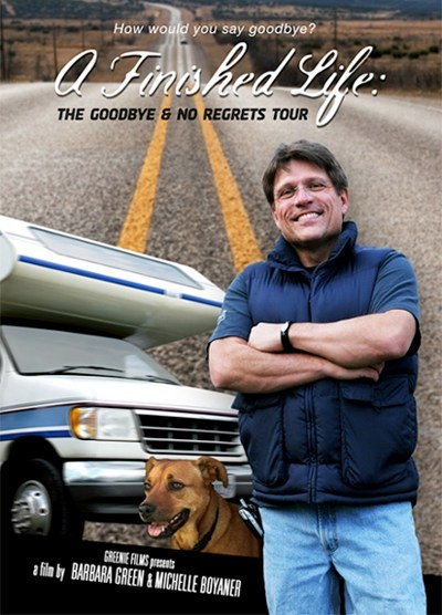 Gregg Gour: A Finished Life: The Goodbye & No Regrets Tour