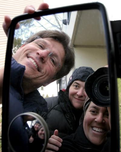 Gregg Gour med filmmagerne