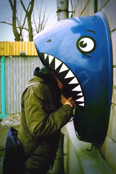 Renald: Shark-o-phone