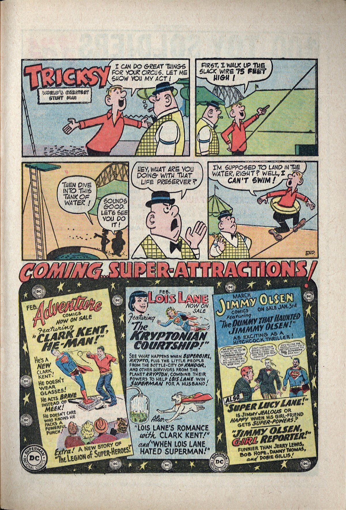 Read online Action Comics (1938) comic -  Issue #297 - 33