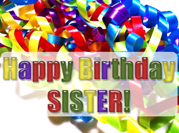 The Life of Mrs  Miles: Happy Birthday Little Sister!