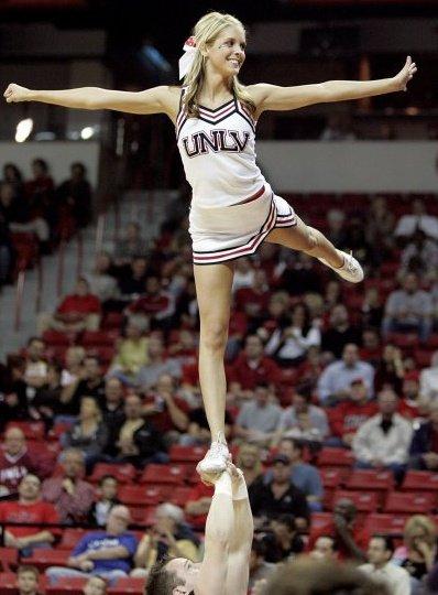 hot pic Cheerleader