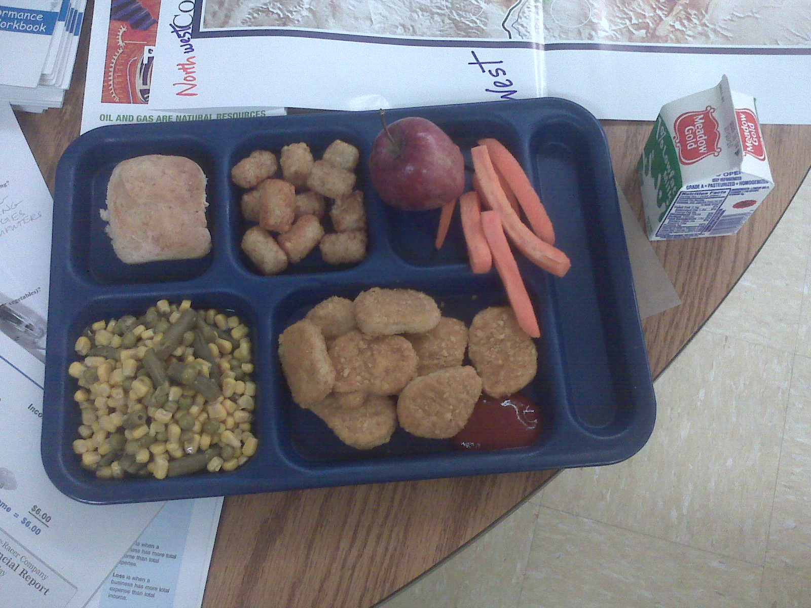 Guest blogger: Denver area school lunch experience | Fed Up