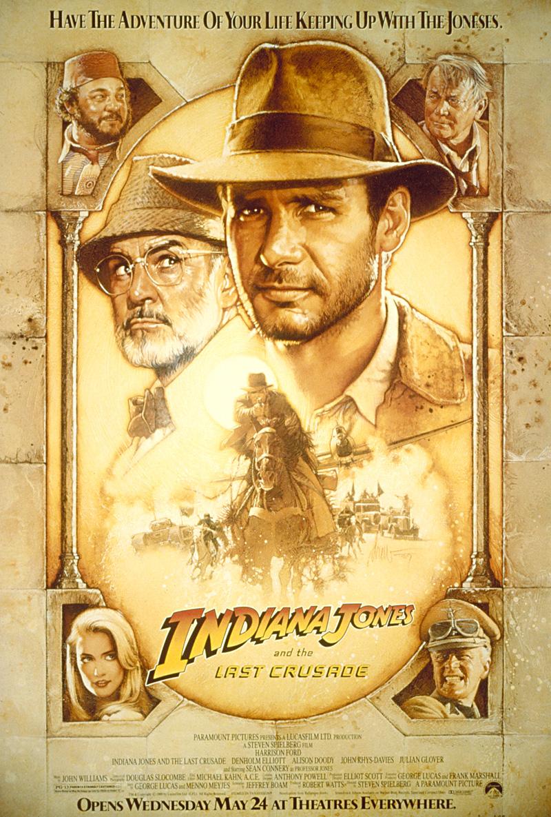 best indiana jones movie