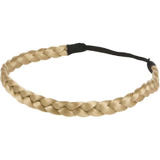braided hair headband