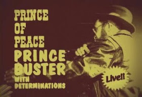 Skank City Prince Buster With Determinations Prince Of Peace Live In Japan 2003